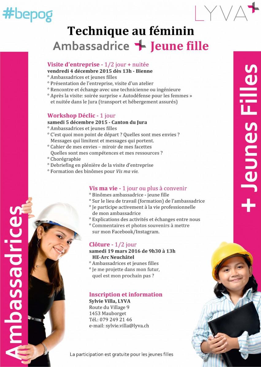 Programme pour session 2015